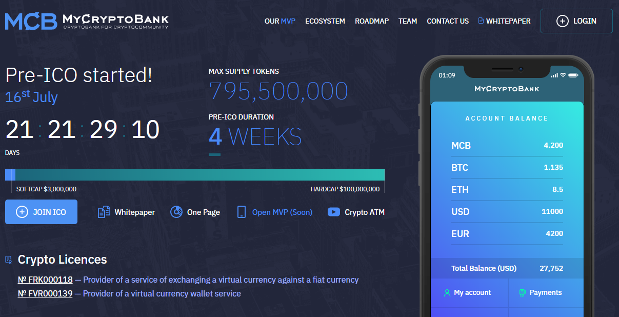 img 5b59086308e8d - MyCryptoBank ICO: review, audit [rate: bad]